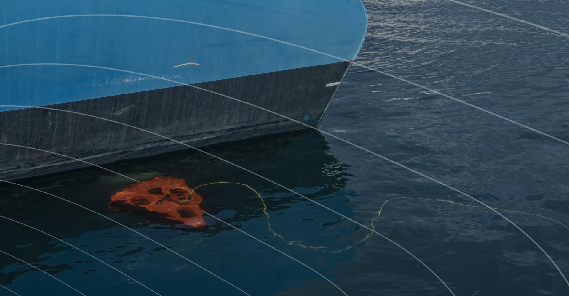 Drone aquatique Seasam-Pour inspection de coque de bateau-Notilo plus