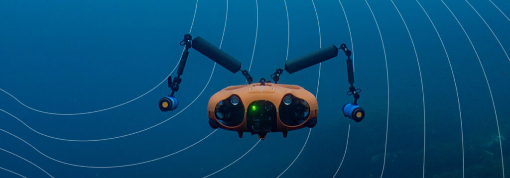 Sécurisez vos plongeur - Avec le drone aquatique Seasam-Notilo Plus